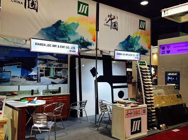 ALPS Stone & The 72nd International Builder's Show (IBS 2016) news & expo. 4