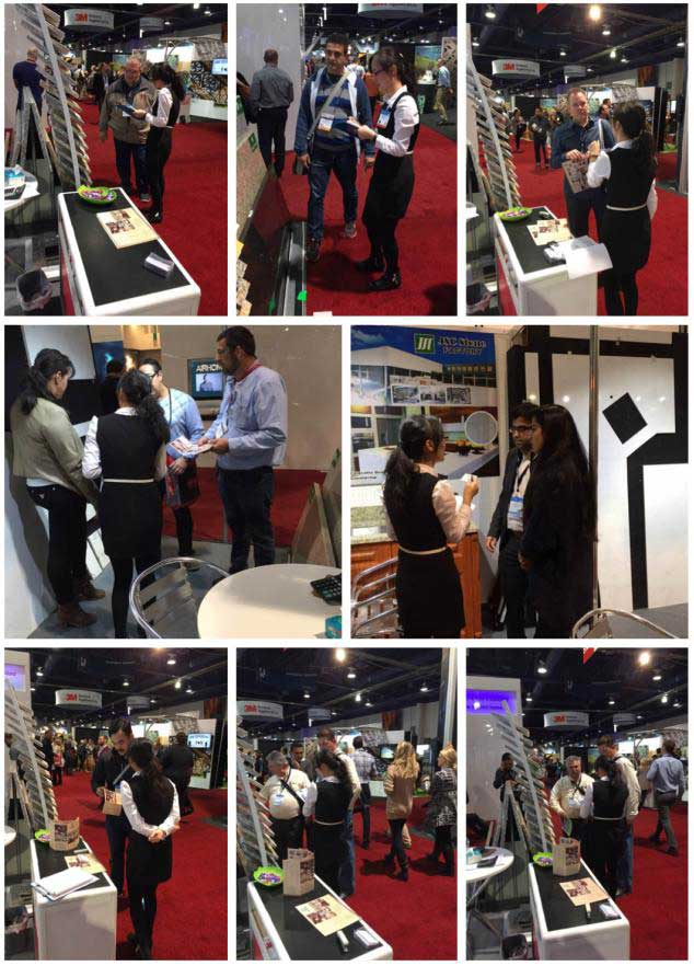ALPS Stone & The 72nd International Builder's Show (IBS 2016) news & expo. 5