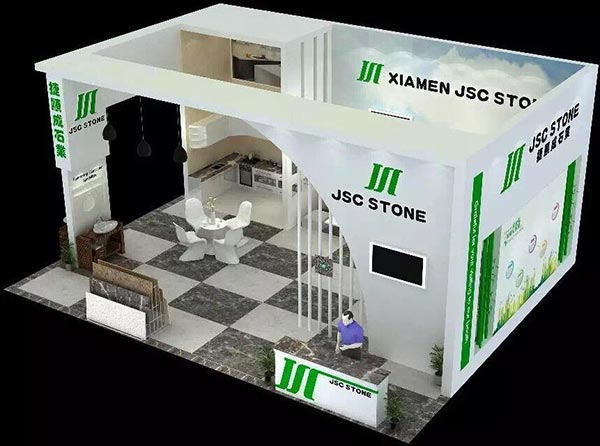 ALPS Stone Attended The 16th China Xiamen International Stone Fair news & expo. 3