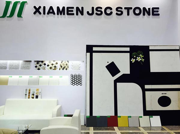 ALPS Stone Attended The 16th China Xiamen International Stone Fair news & expo. 4