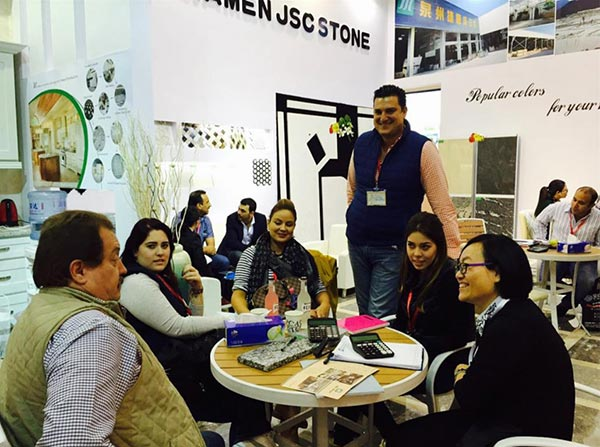 ALPS Stone Attended The 16th China Xiamen International Stone Fair news & expo. 6