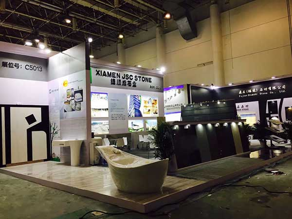Meet JSC Stone at 18th Xiamen International Stone fair 2018 news & expo. 3