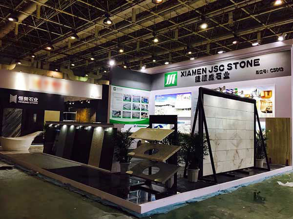 Meet JSC Stone at 18th Xiamen International Stone fair 2018 news & expo. 4