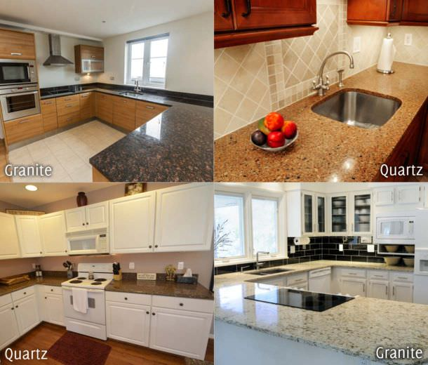 Quartz Countertops vs. Granite Countertops press releases 2