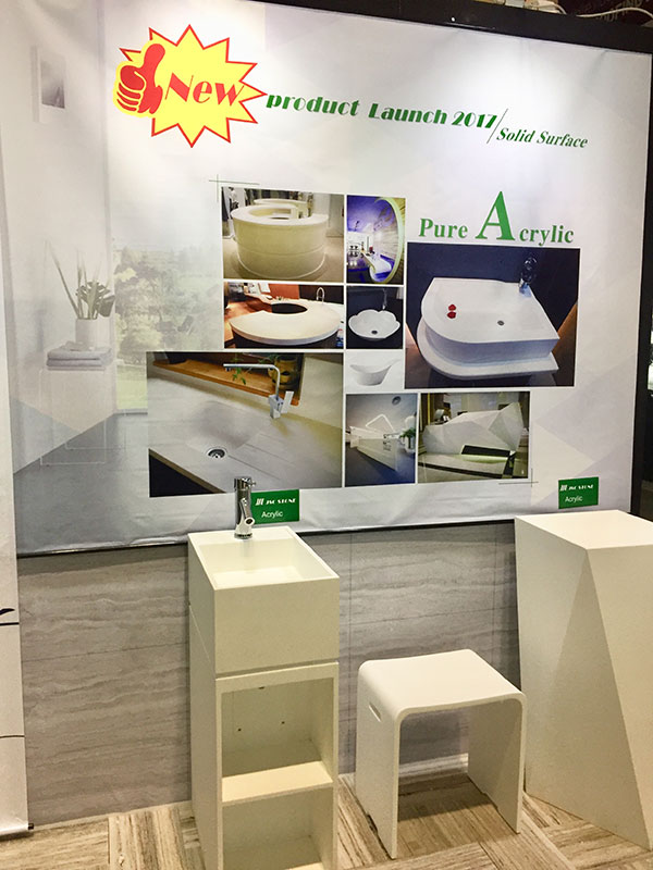 Meet JSC Stone again in 2018 IBS, Jan. 9-11th news & expo. 6