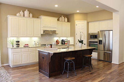 Choose Granite and Cabinet Combinations press releases