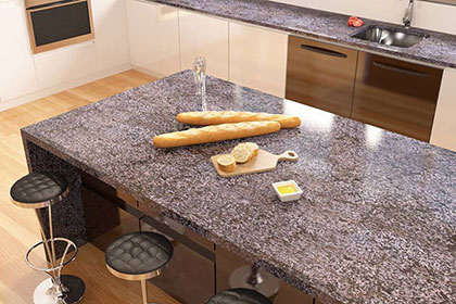 Four Applications for countertop materials press releases